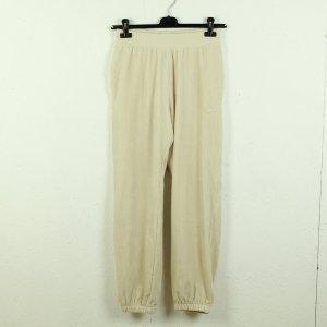Nike Spodnie dresowe jasnobeżowy Bawełna