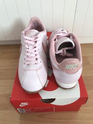 Nike Zapatilla brogue rosa claro-rosa Cuero