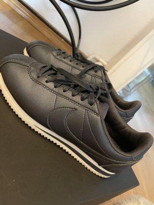 Nike Cortez metallic Blau