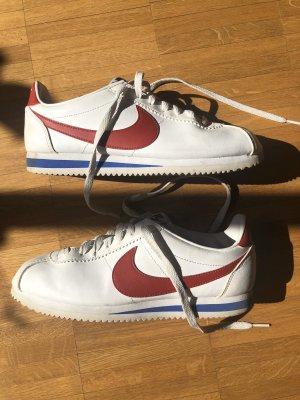 Nike Cortez Sneaker, weiß, Gr. 40
