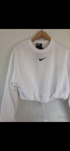 Nike Crop Sweater mit Gummizug