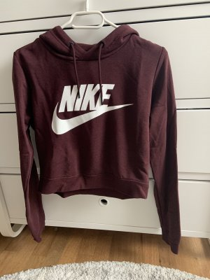 Nike Cropped Hoodie - Gr. 34/XS