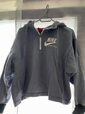 Nike Cropped Kapuzenpullover