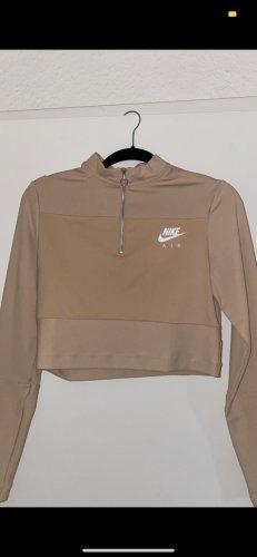 Nike Camisa larga nude