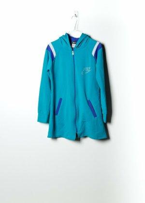 Nike Damen Kapuzenpullover in Blau