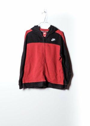 Nike Damen Kapuzenpullover in Rot