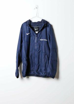 Nike Damen Outdoor Jacke in Blau