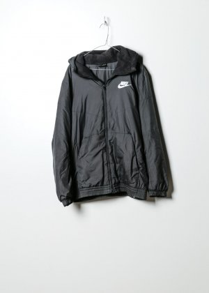 Nike Damen Outdoor Jacke in Schwarz