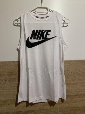Nike Débardeur marcel blanc