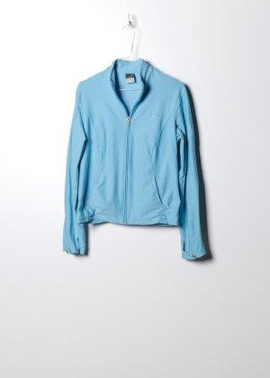 Nike Damen Trainingsjacke in Blau