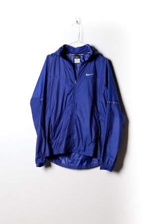 Nike Damen Windbreaker in Blau