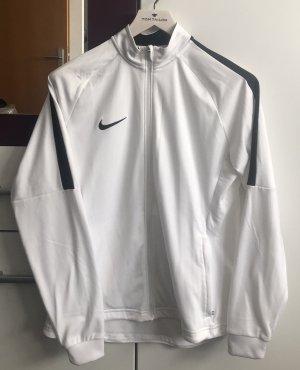 Nike Veste de sport blanc-noir