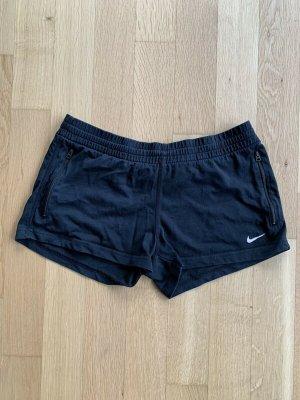 Nike Szorty sportowe czarny Poliester
