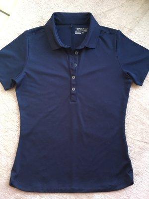 Nike T-shirt de sport bleu foncé