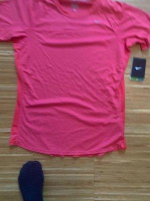 Nike Dri-fit Running Shirt Grösse L