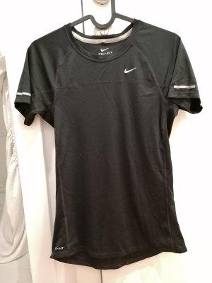 Nike Maglietta sport bianco-nero