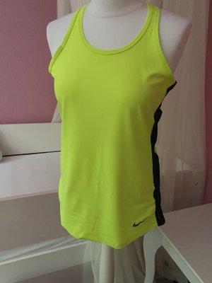 Nike Sports Shirt neon yellow