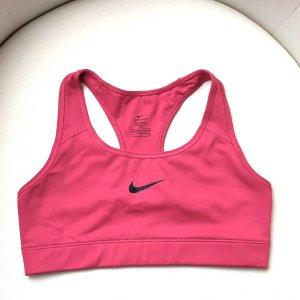 Nike Dri Fit Sport BH Top Bra Pink S