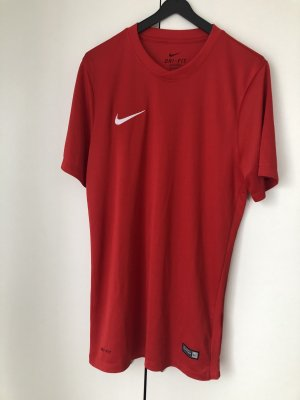Nike Dri-FIT T-shirt de sport rouge
