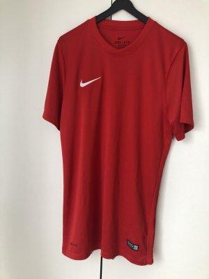 Nike Dri-FIT Sports Shirt red