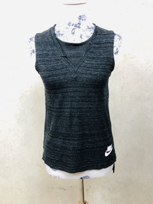 NIKE Dry Fit Tanktop Sporttop t-Shirt Lauftop Fitness S 36 38
