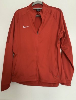 Nike Sports Jacket red polyester