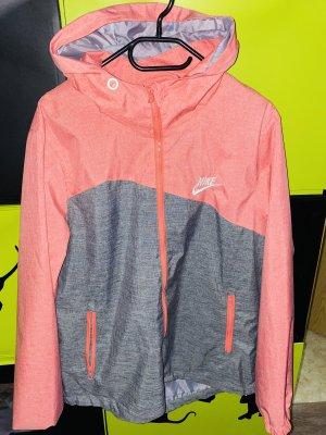 Nike Dünne Allwetter Jacke L neuwertig