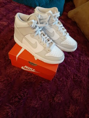 nike dunk high 37.5 neu original smoke grey jordan nike