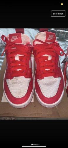 Nike Zapatillas altas rojo