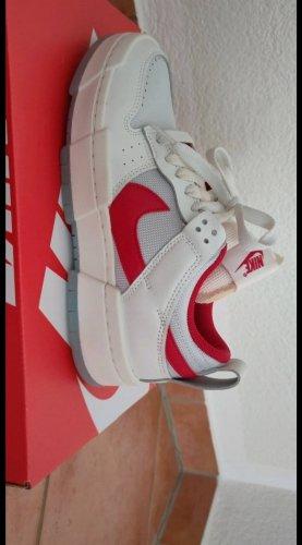Nike dunk low disrupt gym red