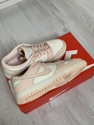 Nike Dunk Low, Orange pearl
