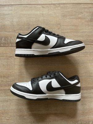 Nike  dunk low schwarz weiß