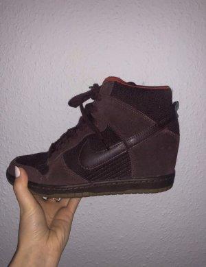 Nike Wedge Sneaker multicolored