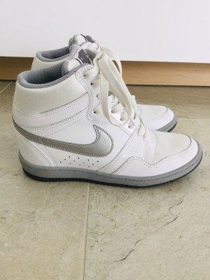 Nike Dunk Sky Hi Weiß 36