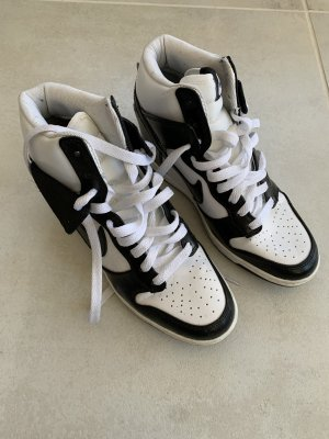 Nike Dunk Sky high wedge trainers