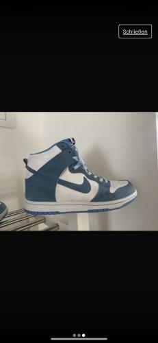 Nike Dunk Vintage hellblau blogger