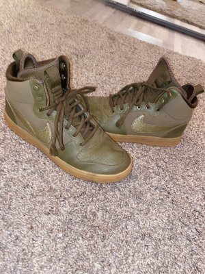 Nike Ebernon Mid Sneaker khaki