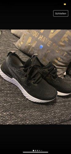 Nike Sneakers met hak veelkleurig