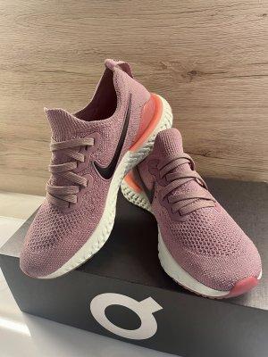Nike epic react Flyknit, 38, rosa, flieder