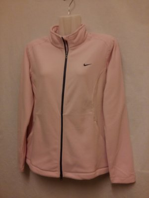 Nike Fleece Jackets light pink-lilac polyester