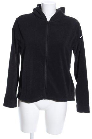 Nike Veste polaire noir style décontracté