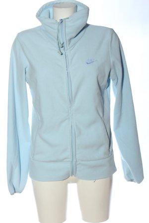 Nike Pull polaire bleu style décontracté