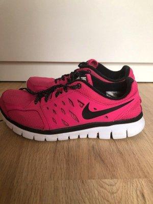 Nike Flex Run Laufschuhe in pink 38