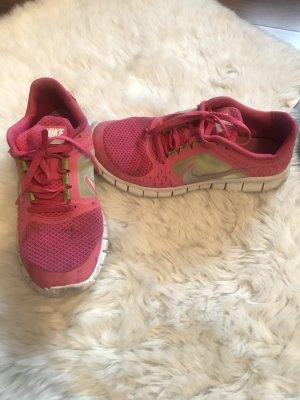 Nike Free  3 Pink