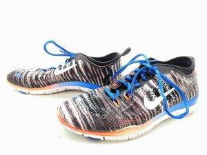 Nike Free 5.0 Damen Halbschuh Sneaker Sportschuh Mehrfarbig Gr. 40,5 (UK 6,5)