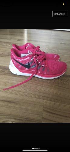 Nike Free 5.0 in Pink