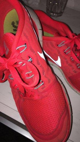 Nike Free 5.0 orange
