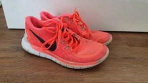 Nike Free 5.0 Pink Sportschuhe