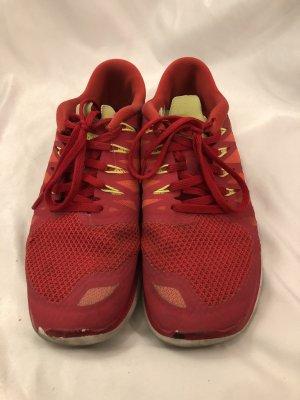 Nike Free 5.0 Rot 40 - 25,5 cm