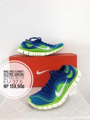 Nike free flyknit+ wmns Running Shoe Laufschuhe Sport Fitness crossfit gym sneaker blogger vintage